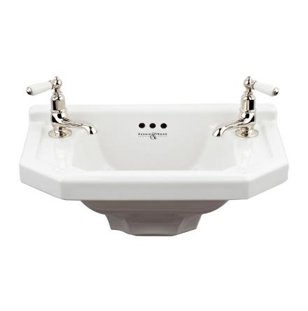 "Powder room basin ""Deco"""