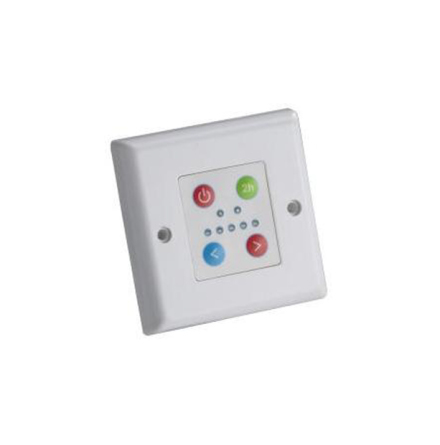 Väggmonterad Termostat - Eldrift el. Dual Fuel