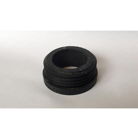 Bussning svart gummi 38/52 mm