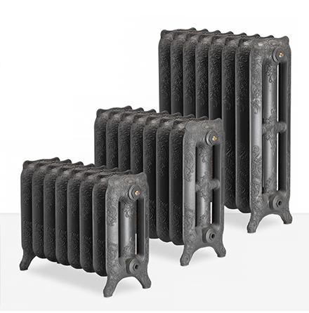 Gjutjärnsradiatorer - Oxford
