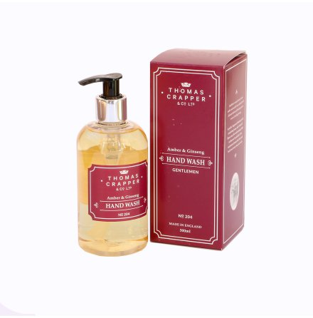 Hand wash Amber & Ginseng, 300 ml