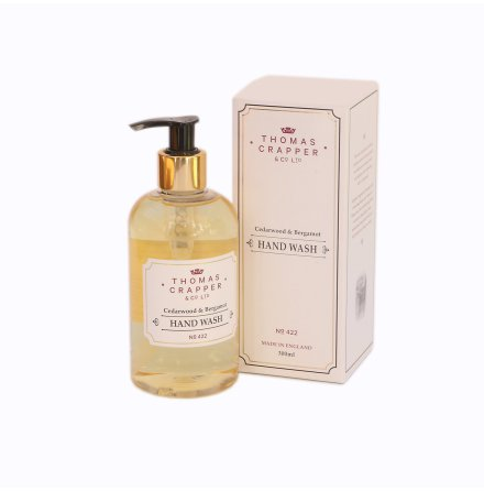 Hand Wash Cedar Wood & Bergamot, 300 ml