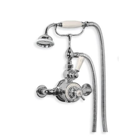 Utförsäljning - Lefroy Brooks dusch