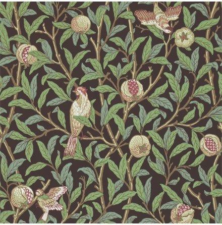 Morris - Bird & Pomegranate (4 färgvarianter)