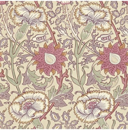 Morris - Pink & Rose (4 färgvarianter)