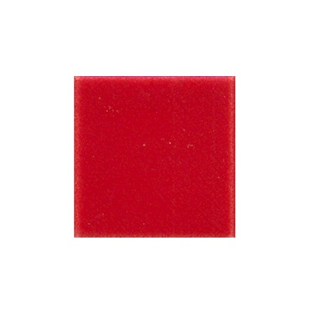 Slätt kakel 152x152 mm, Victorian red