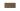 Slätt kakel 152x76 mm, Mocha