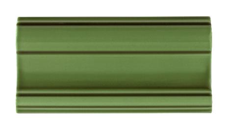 Bröstlist Classic 152x76 mm, Jade