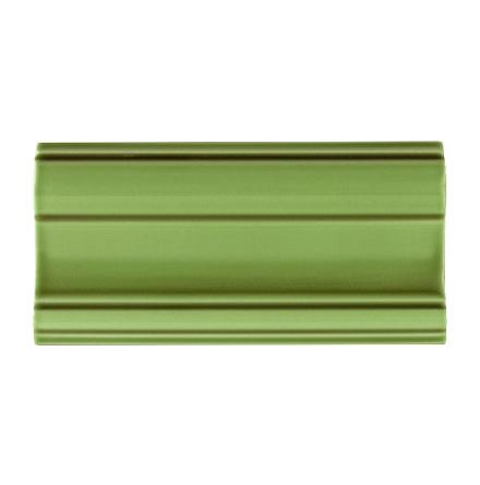 Bröstlist Classic 152x76 mm, Apple Green