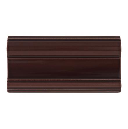 Bröstlist Classic 152x76 mm, Claret