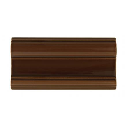 Bröstlist Classic 152x76 mm, Victorian Brown
