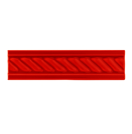 List ´Cable´ 152x34 mm, Red