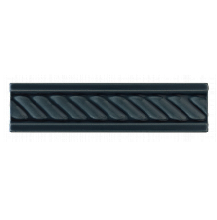 List ´Cable´ 152x34 mm, Midnight Blue