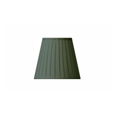 Textilskärm d130 (Klämf/Grön)